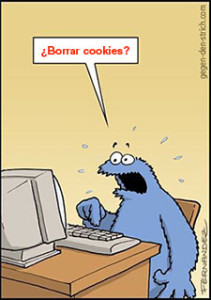 Triki y las cookies del navegador