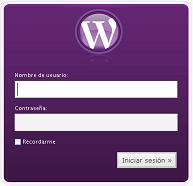 Personalizar inicio sesión WordPress