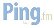 Ping.fm logo