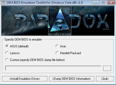 Activador Windows Vista