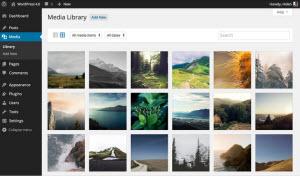 Nueva librería multimedia WordPress 4.0