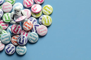 El imperio ataca a WordPress