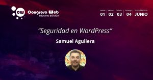 Seguridad en WordPress, CW17