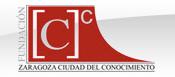 Logotipo Fundación Zaragoza Ciudad del Conocimiento (para unos pocos)