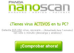 Panda Software Nanoscan
