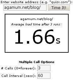 Webwait, para saber cuanto tarda en cargar tu web
